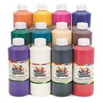 Color Splash!� Washable Tempera Paint, 16 oz.