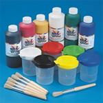 Color Splash!� Washable Tempera Paint Easy Pack