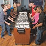Jumbo Foosball Table