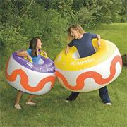 "Belly Bumpers�, 50"", Ages 12+  (pair)"