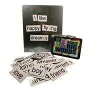 Magnetic Poetry Really Big Words Edition