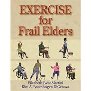 Exercise for Frail Elders Book