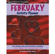 Monthly Planner Series, January-April