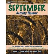 Monthly Planner Series, Sept-December Set