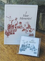 &quot;I Hear Memories&quot; CD and Book Set