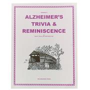 Volume 4: Alzheimer&#039;s Trivia &amp; Reminiscence