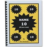 Name Ten Book