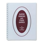 Super Snacks and Food Games Book