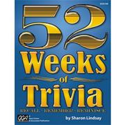 52 weeks of Trivia