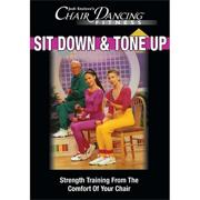 Chair Dancing� DVD Sit Down and Tone Up