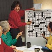 Giant Crossword Puzzles Set 1  (set of 60)