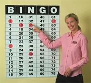 Bingo Calling Board