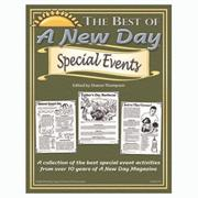 The Best of a New Day Special Events Book
