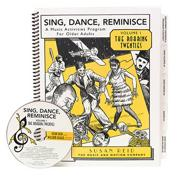 Sing, Dance, Reminisce Book and CD: Vol. 1 The Roaring Twenties