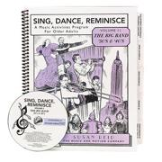 Sing, Dance, Reminisce Book and CD: Vol.2 The Big Band 30s and 40s