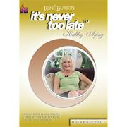 It's Never Too Late Exercise DVD, Level 2