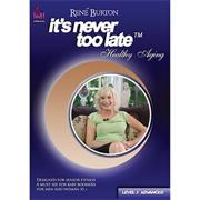 It's Never Too Late Exercise DVD, Level 3