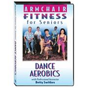 Armchair Fitness for Seniors - Dance Aerobics DVD