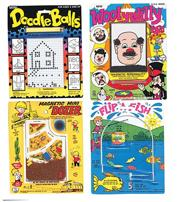 Activity Game Assortment (set of 4)