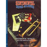 Sentimental Sing-Along DVD, Patriotic Songs &amp; Other American Favorites