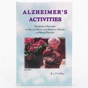 Alzheimer&#039;s Activities Book