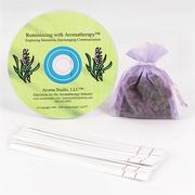Reminiscing with Aromatherapy� Book on CD