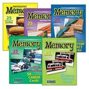 Photographic Memory Card Game, Basic Memory (set of 5)