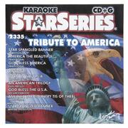 Tribute to America Karaoke CD