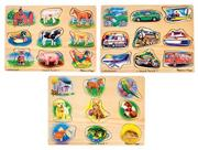 Melissa & Doug� Sound Puzzle Set (set of 3)