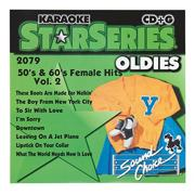 50's and 60's Female Hits CD