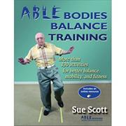 ABLE Bodies Balance Training Book
