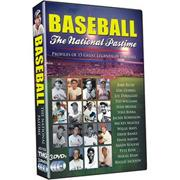 Greatest Sports Legends DVDs, Baseball (set of 3)