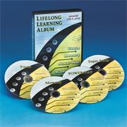 Lifelong Learning Album (set of 4)
