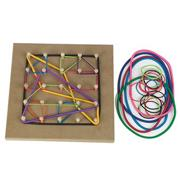 Peg and Loop Manipulative