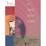 Dementia Care Plan Dictionary