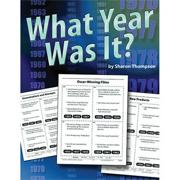 What Year Was It? Book