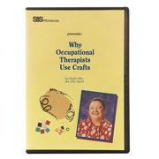 Why Occupational Therapists Use Crafts DVD
