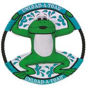 Unload-A-Toad Animal Tossing Saucer