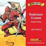 Robinson Crusoe Audio Book on CD