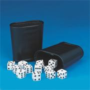 Dice and Cup Set