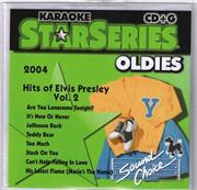 Karaoke Elvis Presley Vol. 2 CD+G