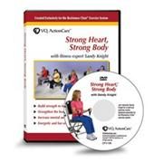 Strong Heart, Strong Body DVD