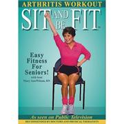 Sit Up and Be Fit Arthritis DVD