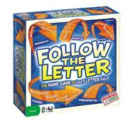 Follow the Letter Game
