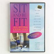 All-Sitting Exercises Sit and Be Fit� DVD