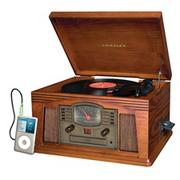 Crosley� Lancaster Entertainment Center, Cherry