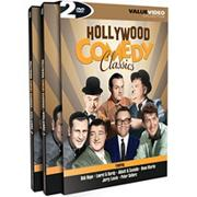 Hollywood Comedy Classics DVDs (set of 2)