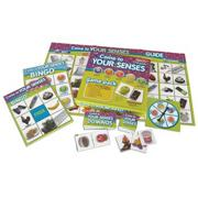 Come To Your Senses Bingo, Domino and Memory Match Game Pack