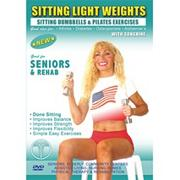 Sitting Light Weights with Sunshine DVD, Calisthenics and Pilates