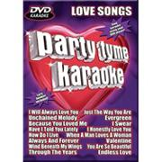 Party Tyme Karaoke Love Songs DVD